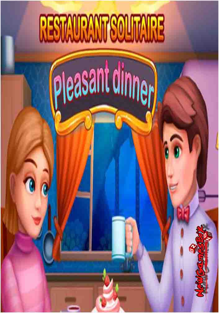 Restaurant Solitaire Pleasant Dinner Free Download