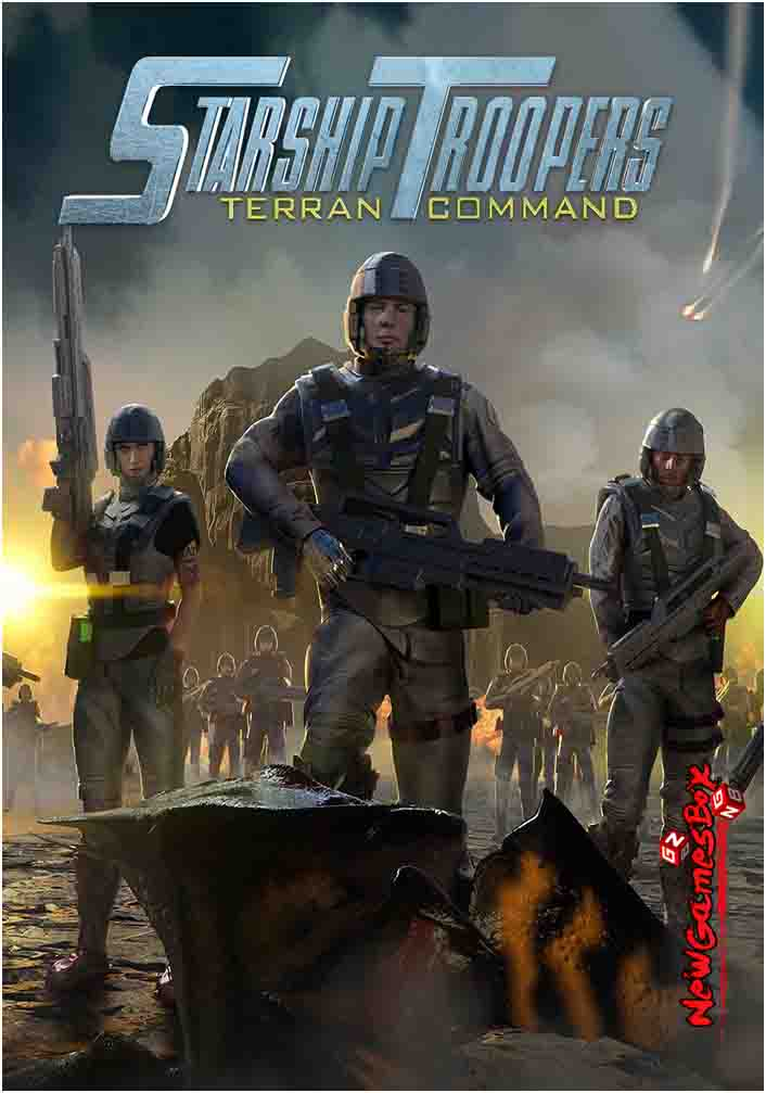 Starship Troopers Terran Command Free Download