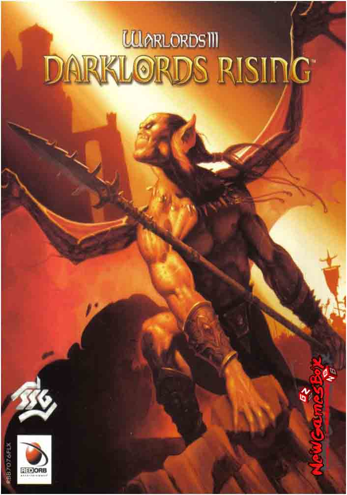 Warlords 3 Darklords Rising Free Download