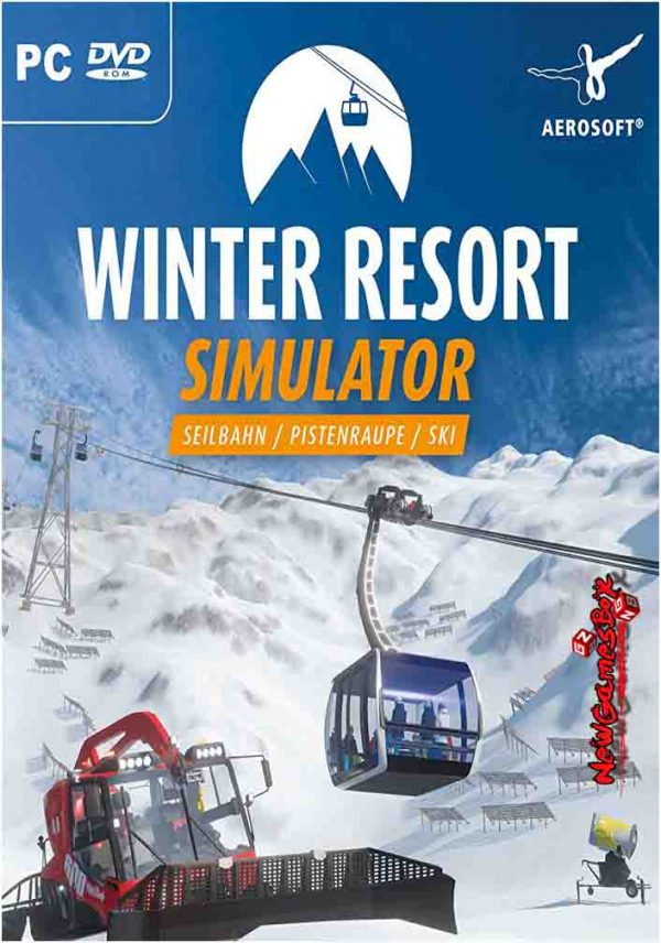 Winter Resort Simulator Free Download