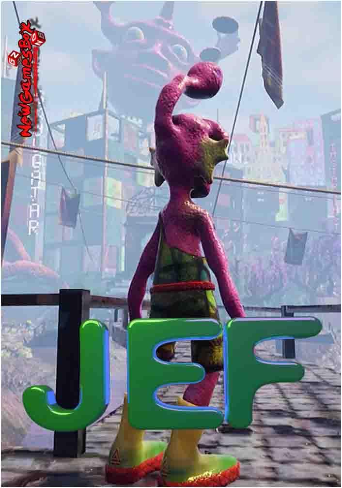JEF Free Download