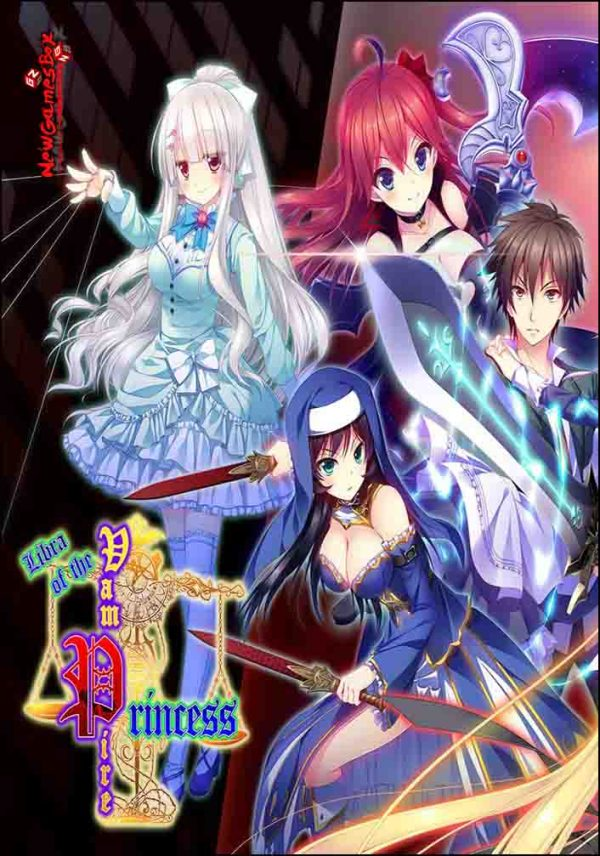Libra of the Vampire Princess Free Download