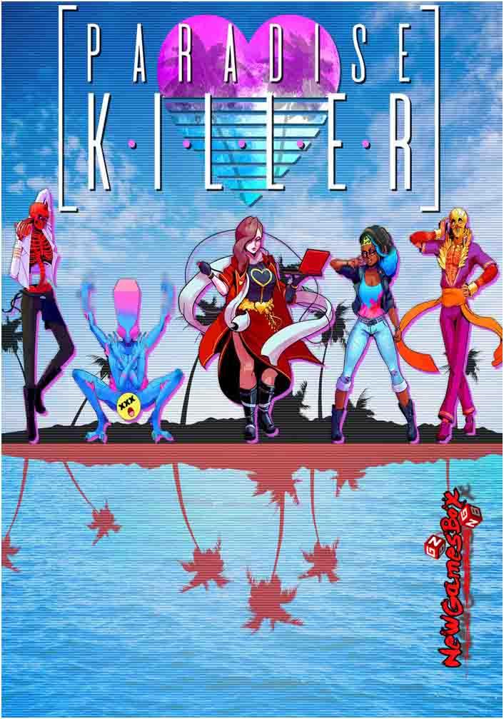 Paradise Killer Free Download