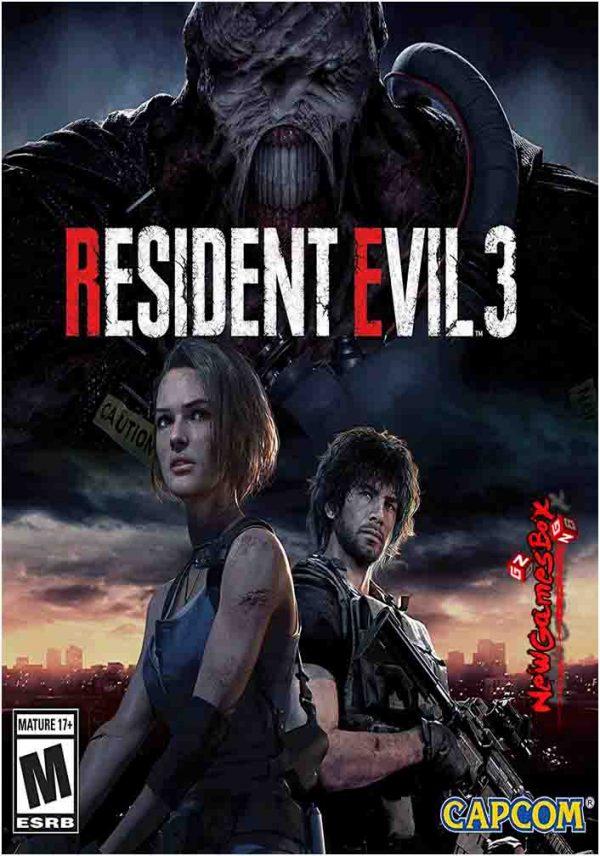 Resident Evil 3 Free Download