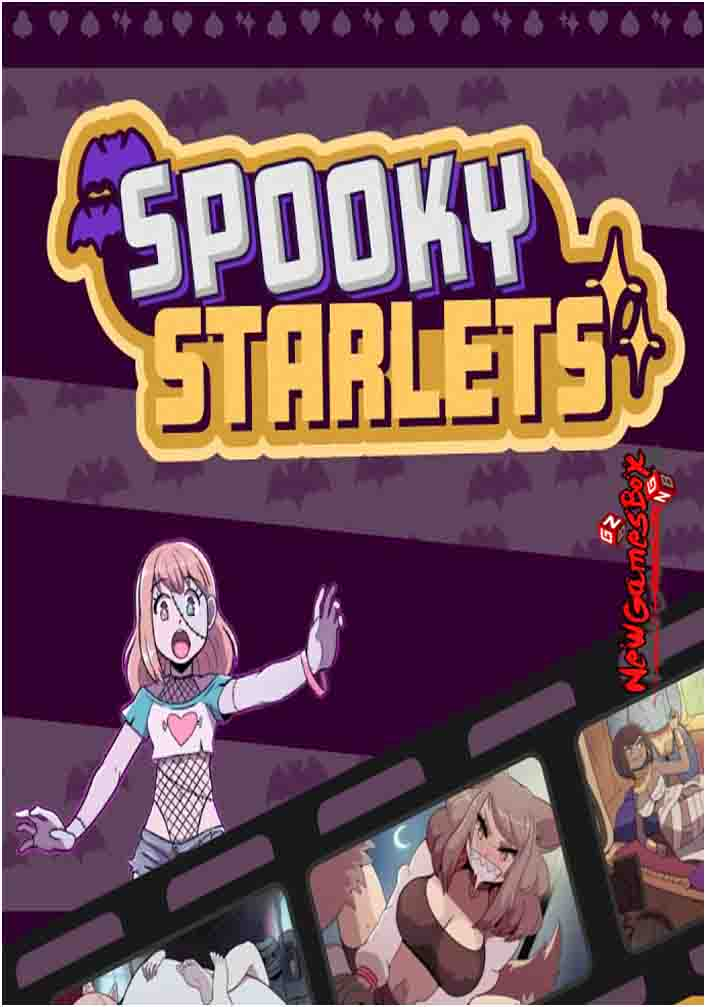 Spooky Starlets Free Download