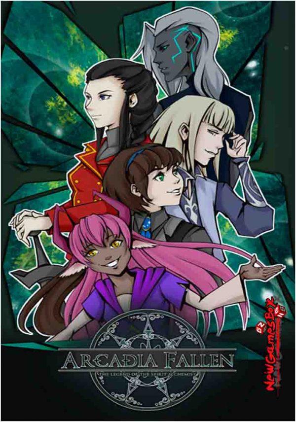 Arcadia Fallen Free Download