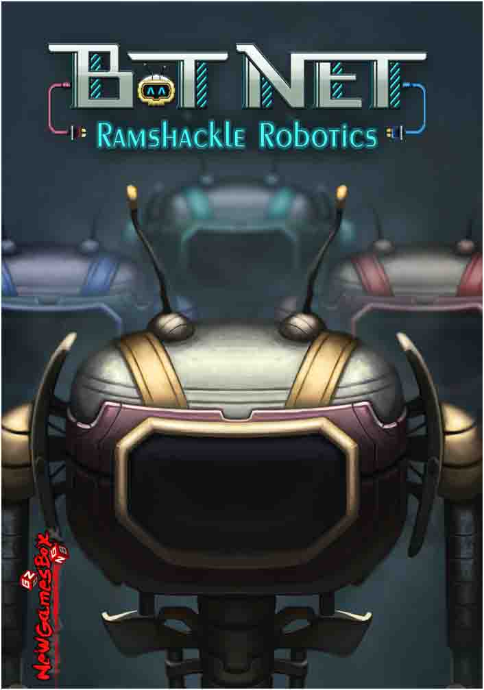 Bot Net Ramshackle Robotics Free Download