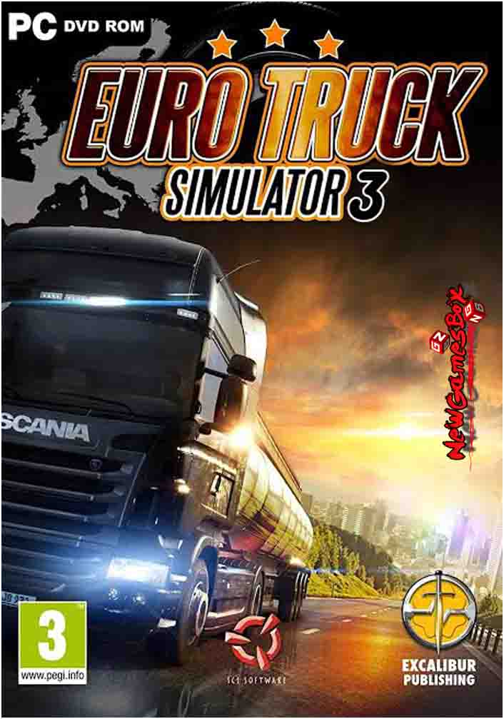 Euro Truck Simulator 3 Free Download
