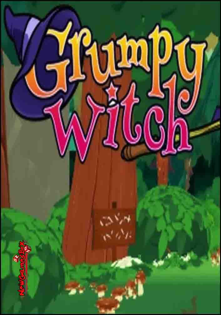 Grumpy Witch Free Download