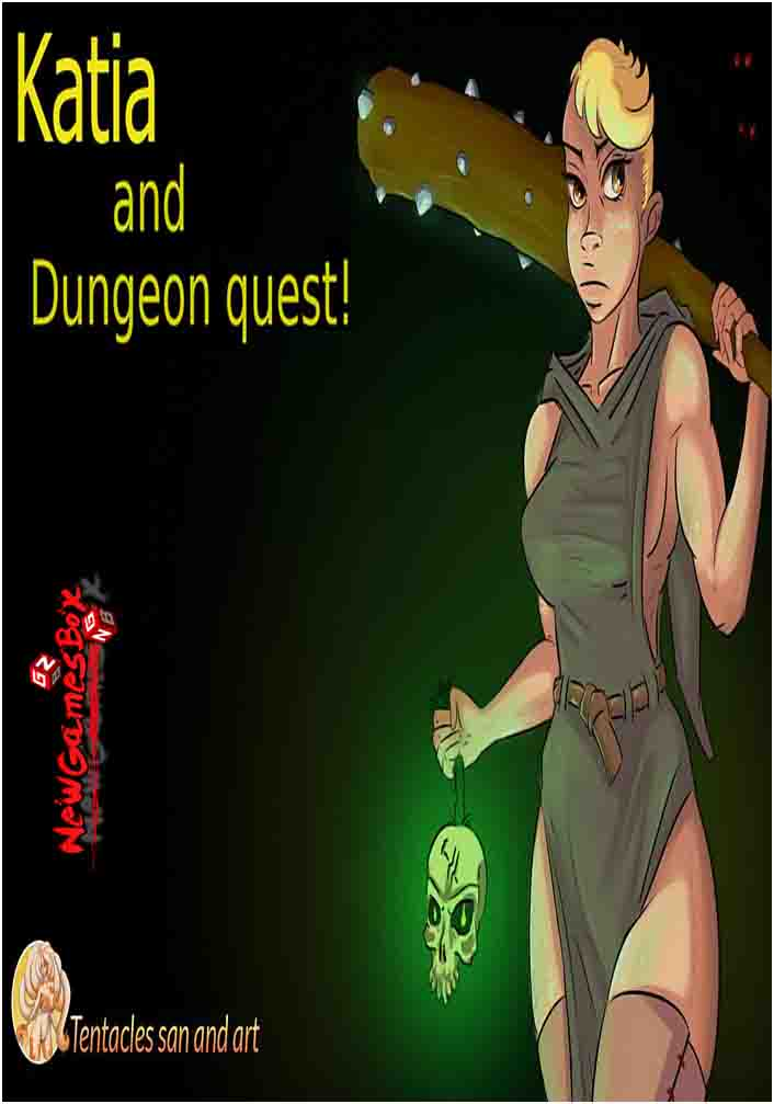 Katia And Dungeon Quest Free Download