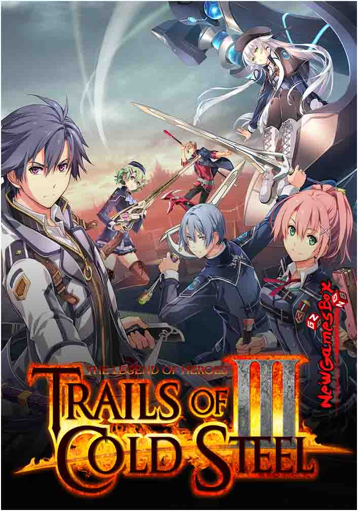 The Legend Of Heroes Trails Of Cold Steel 3 Free Download