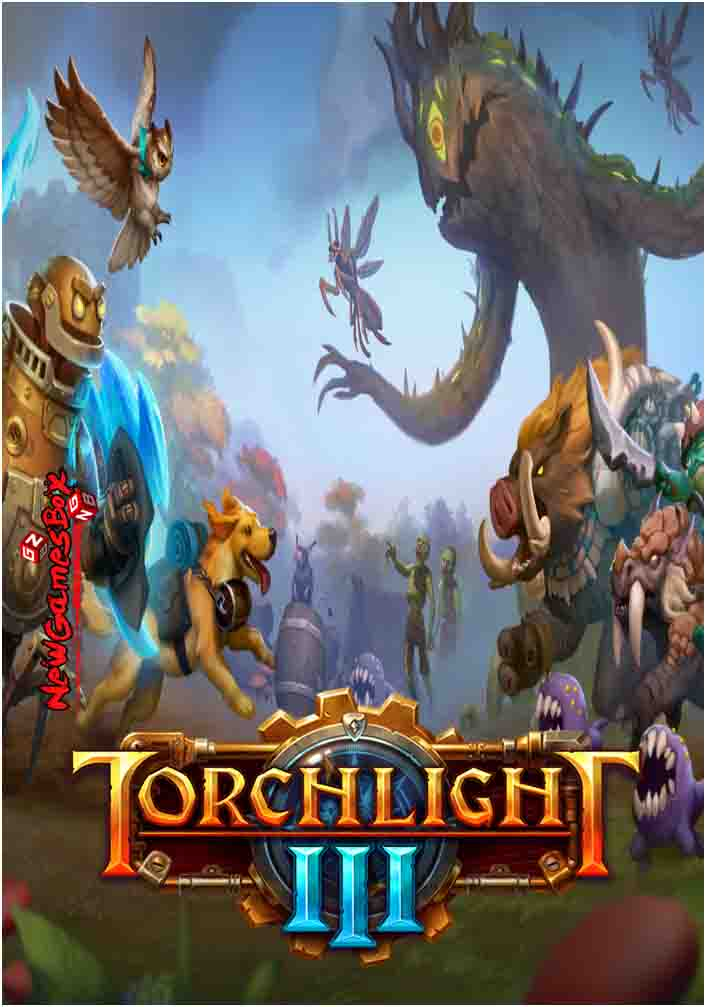 Torchlight free game download