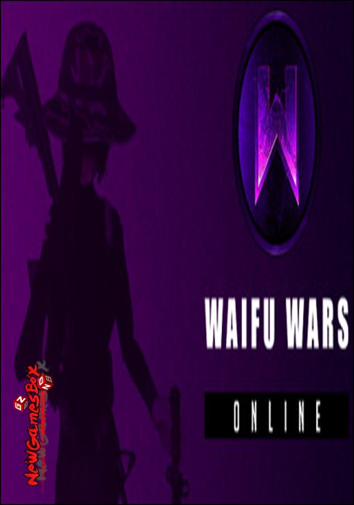 Waifu Wars Online Free Download