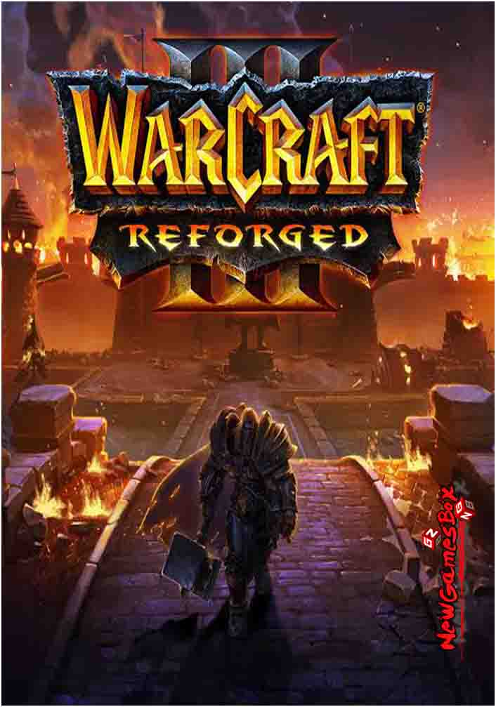 Warcraft 3 Reforged Free Download