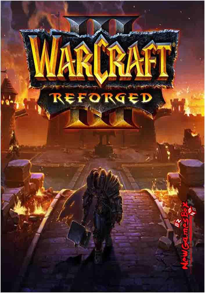 Warcraft 3 Reforged Free Download