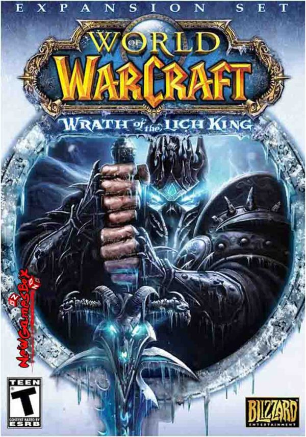 World Of WarCraft Wrath Of The Lich King Free Download