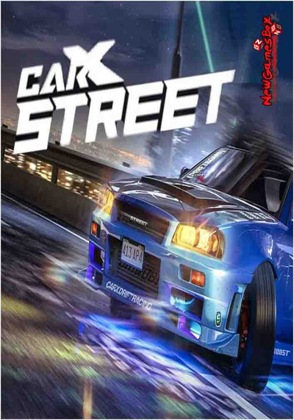 CarX Streets Free Download