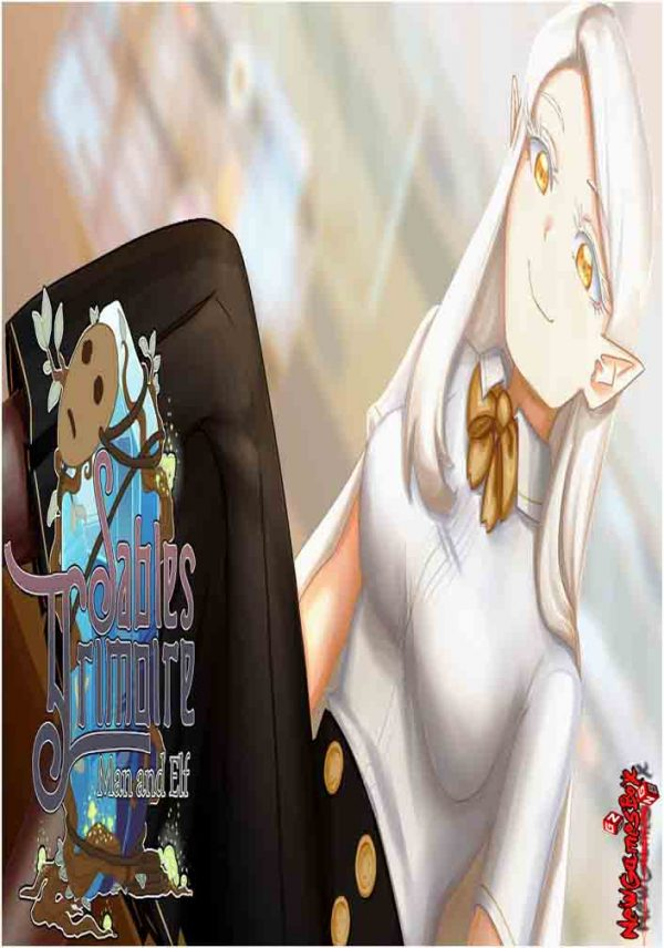 Sables Grimoire Man And Elf Free Download