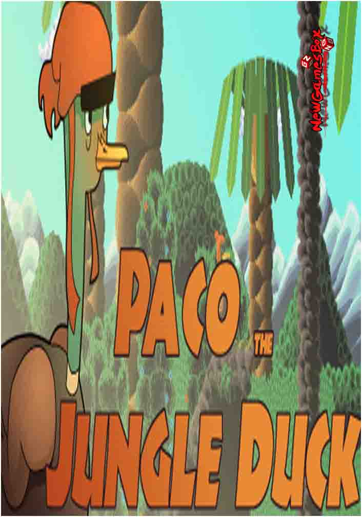 The Legend Of Paco The Jungle Duck Free Download