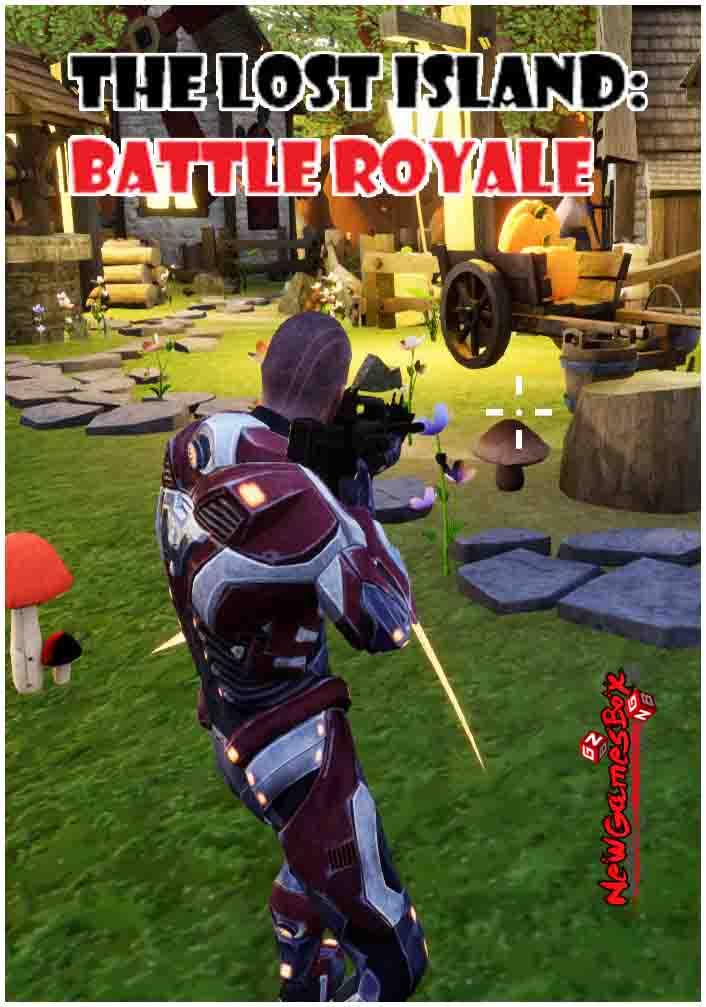 The Lost IslandBattle Royale Free Download