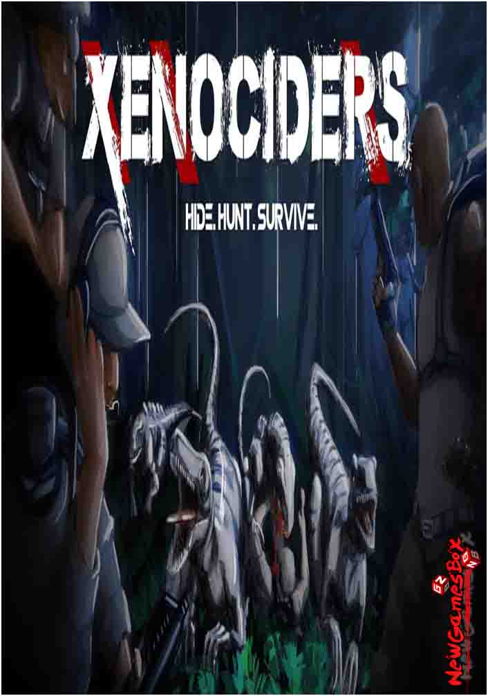 Xenociders Free Download