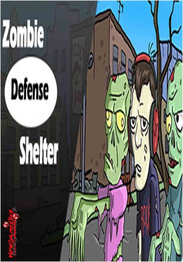 Zombie Defense Shelter Free Download