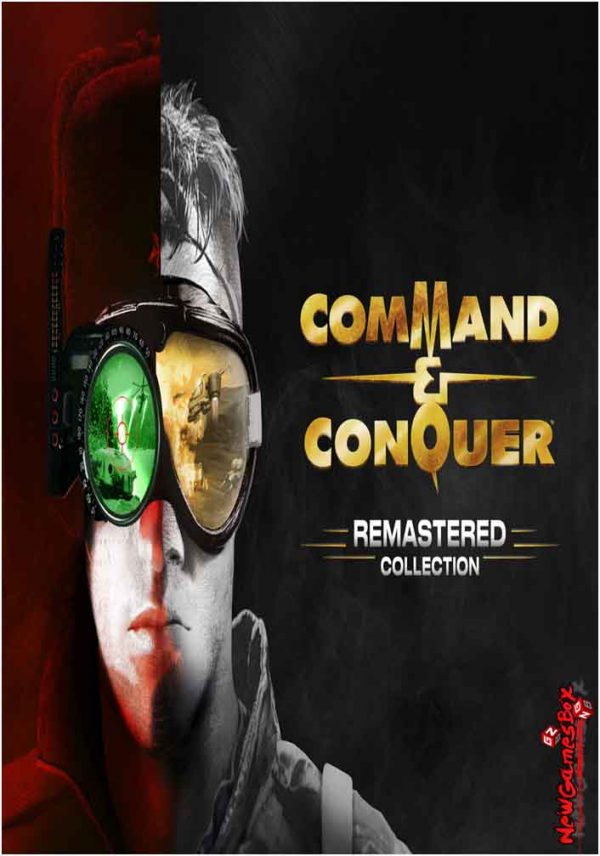 Command And ConquerRemastered Collection Free Download