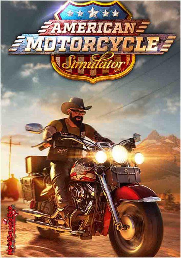 American Motorcycle Simulator Free Download
