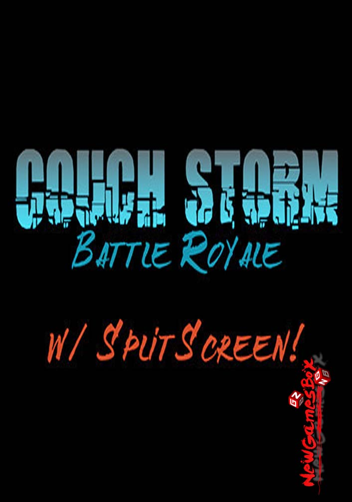 Couch Storm Battle Royale Free Download