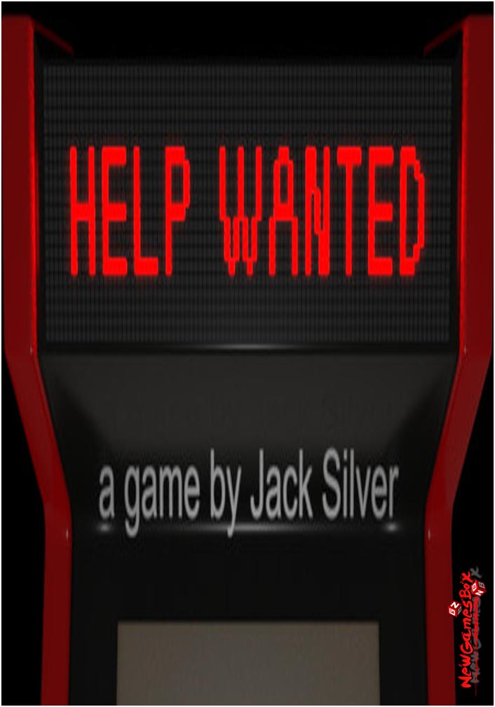 HeIp Wanted A Game By Jack SIlver Free Download