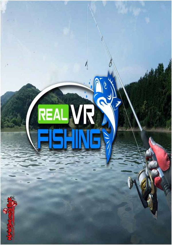 Real VR Fishing Free Download