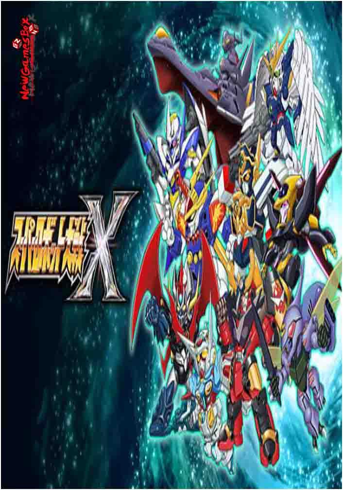 Super Robot Wars X Free Download