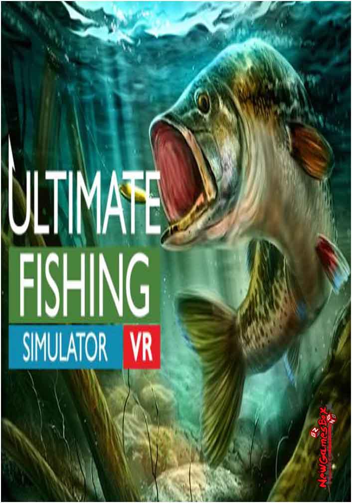 Ultimate Fishing Simulator VR Free Download