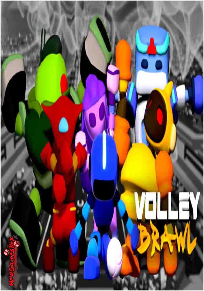VolleyBrawl Free Download