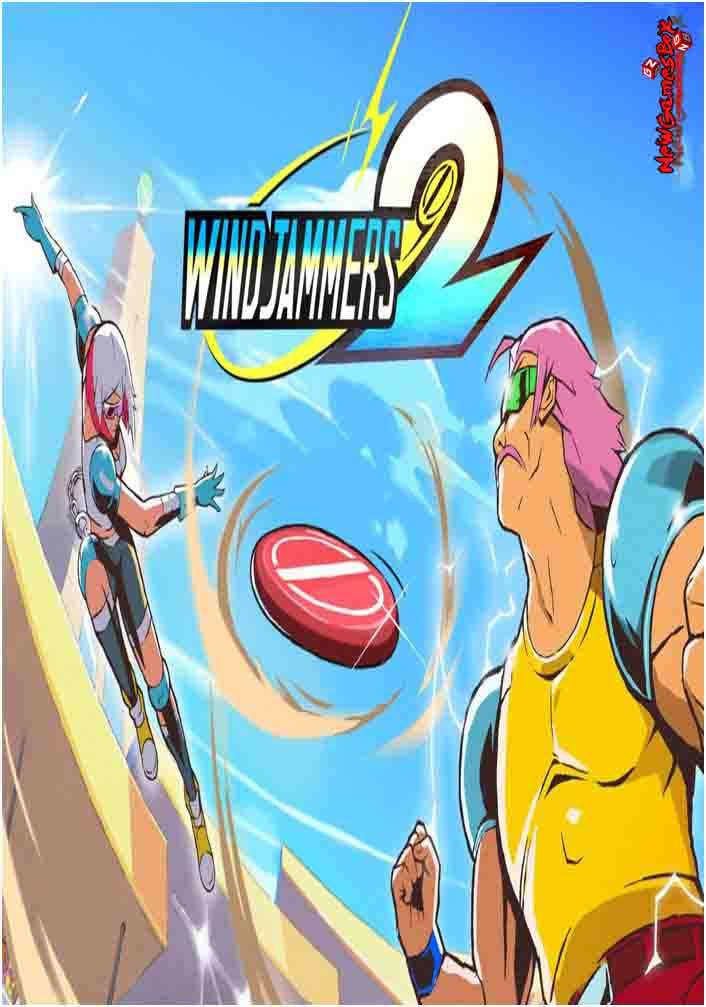 Windjammers 2 Free Download