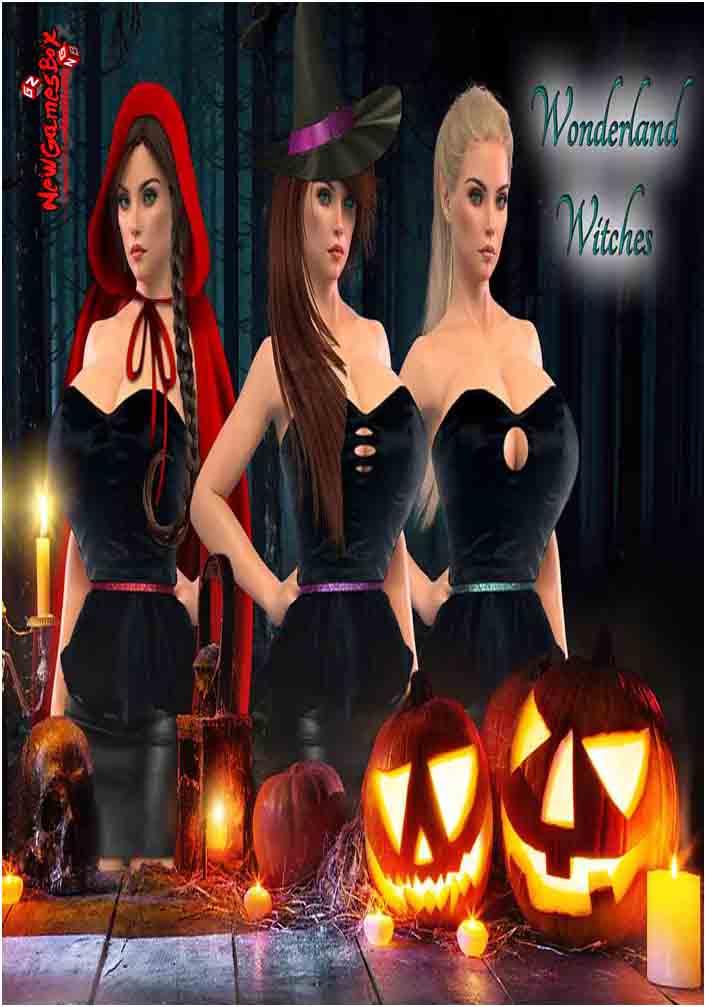 Wonderland Witches Free Download