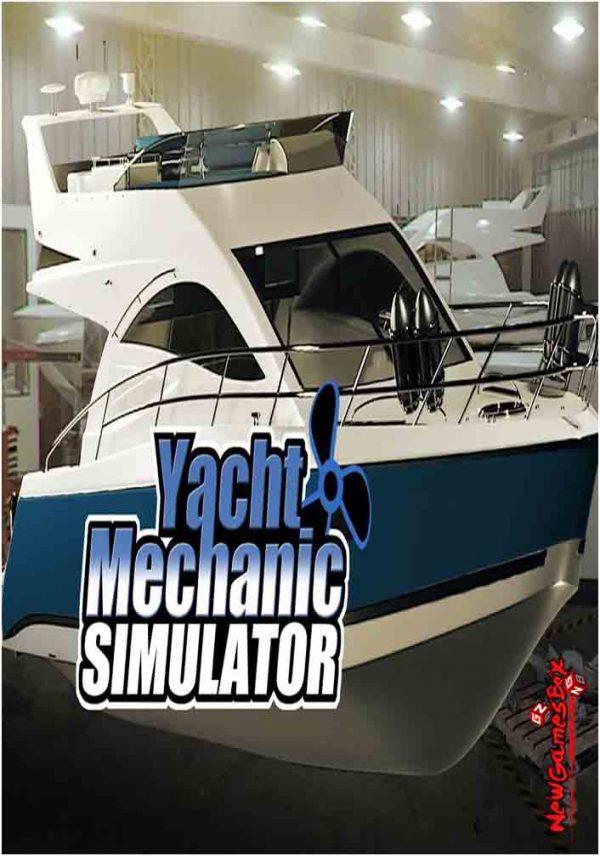 Yacht Mechanic Simulator Free Download