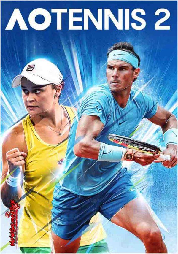AO Tennis 2 Free Download Full Version PC Game Setup