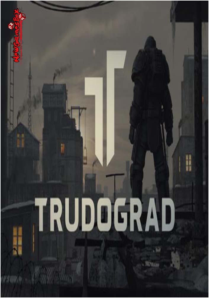 ATOM RPG Trudograd Free Download Full PC Game Setup