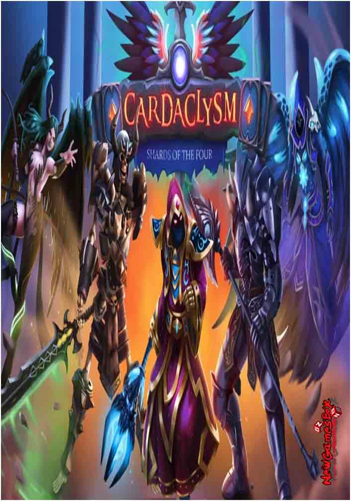 Cardaclysm Free Download Full Version PC Game Setup