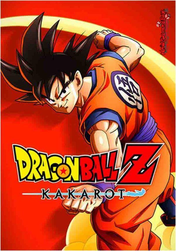 Dragon Ball Z Kakarot Free Download PC Game Setup