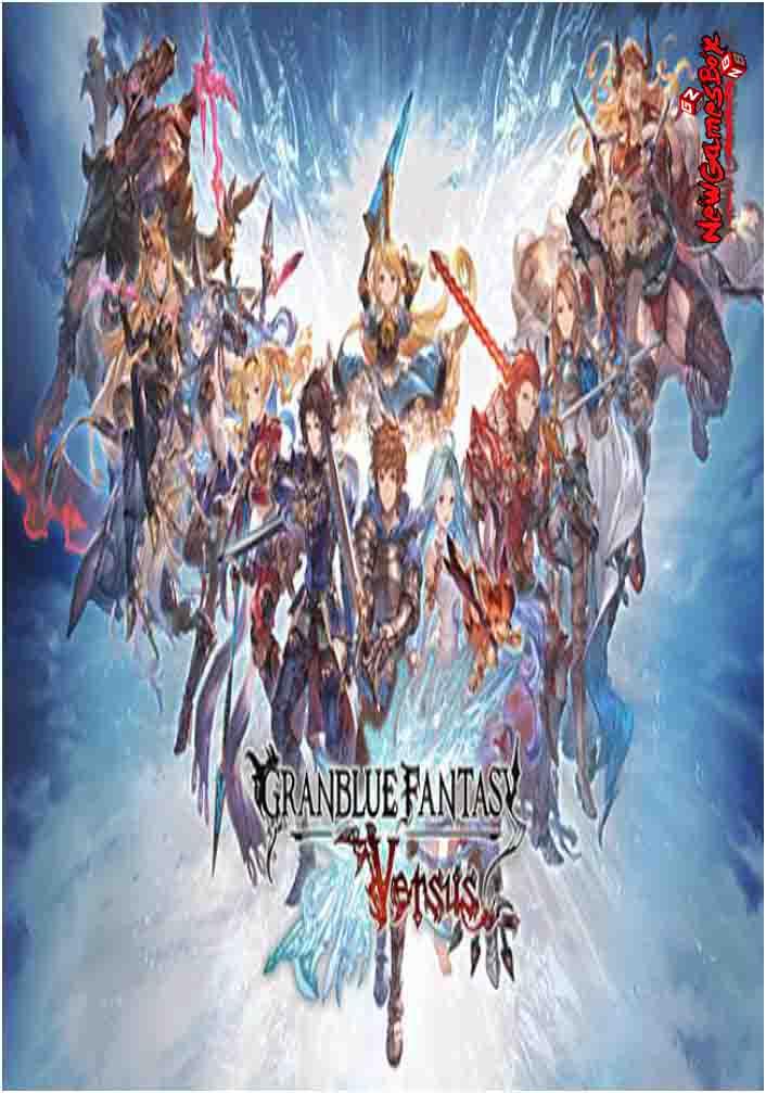Granblue Fantasy Versus Free Download Full PC Game Setup