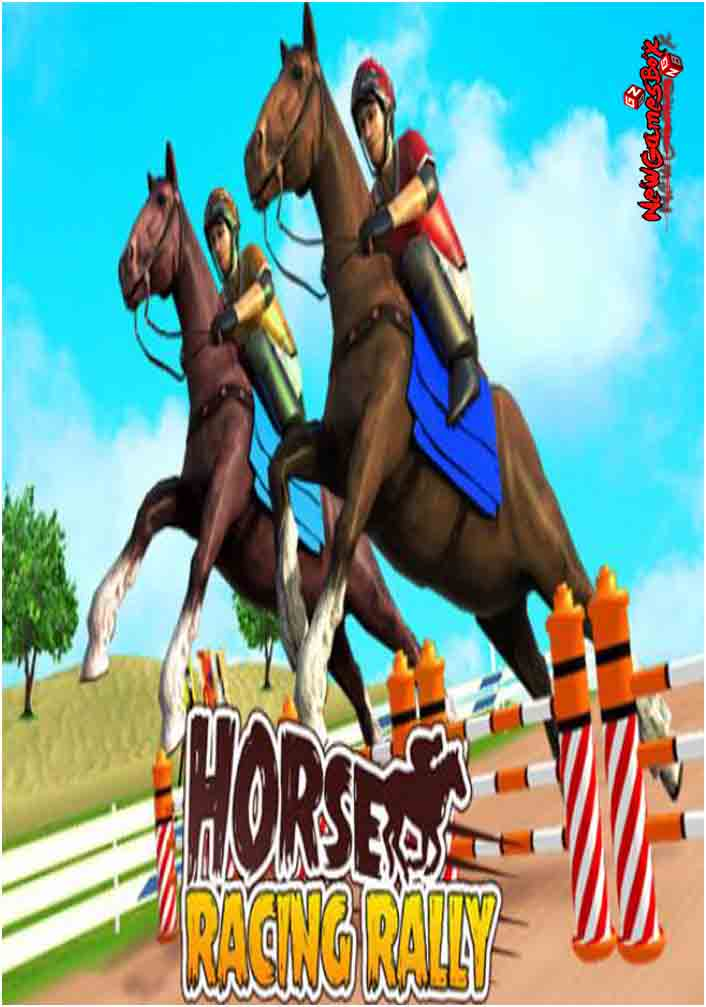 Horse Racing Rally Free Download Full PC Game Setup