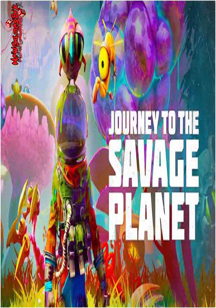 Journey To The Savage Planet Free Download PC Game