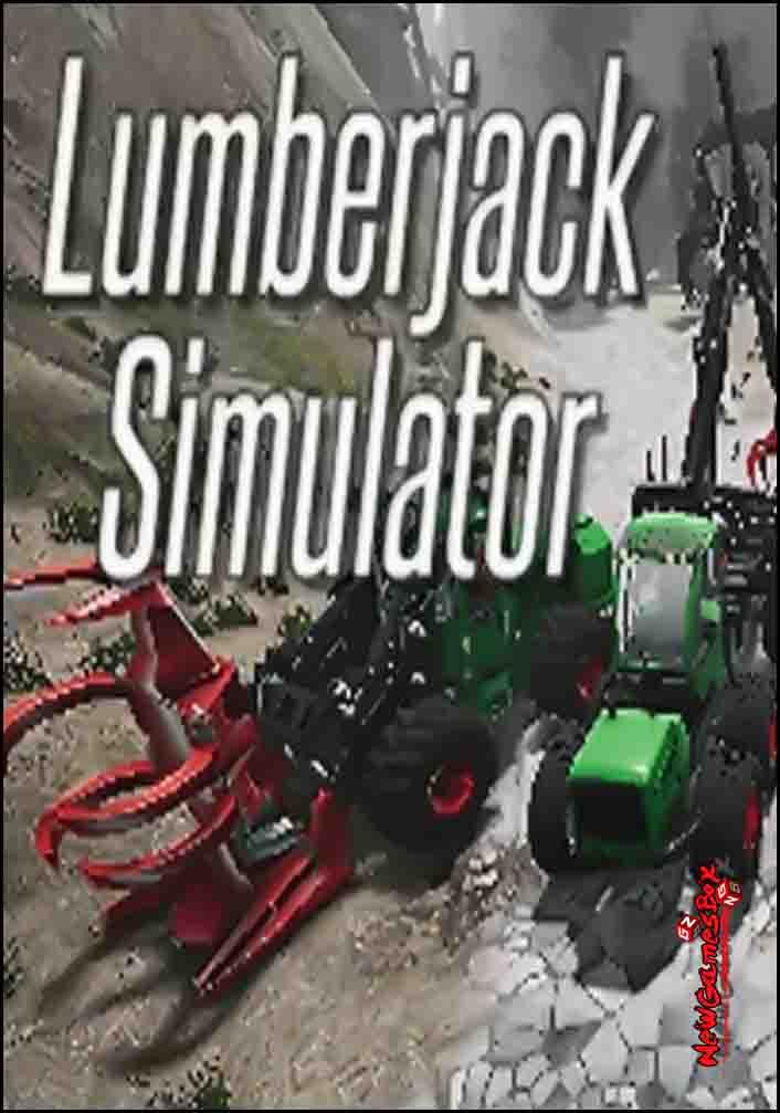 Lumberjack Simulator Free Download Full PC Game Setup
