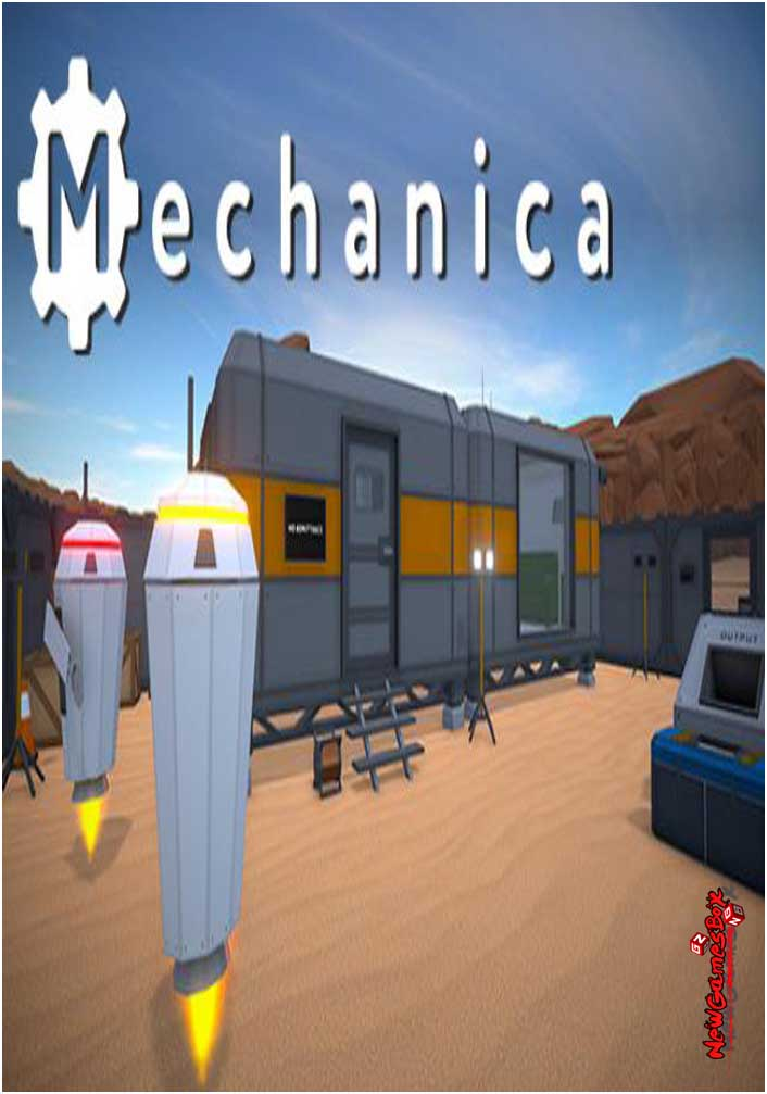 Mechanica Free Download Full Version Crack PC Game Setup