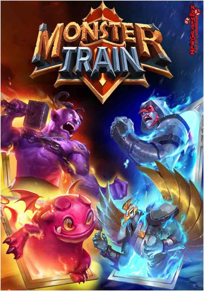 Monster Train Free Download Full Version PC Game Setup
