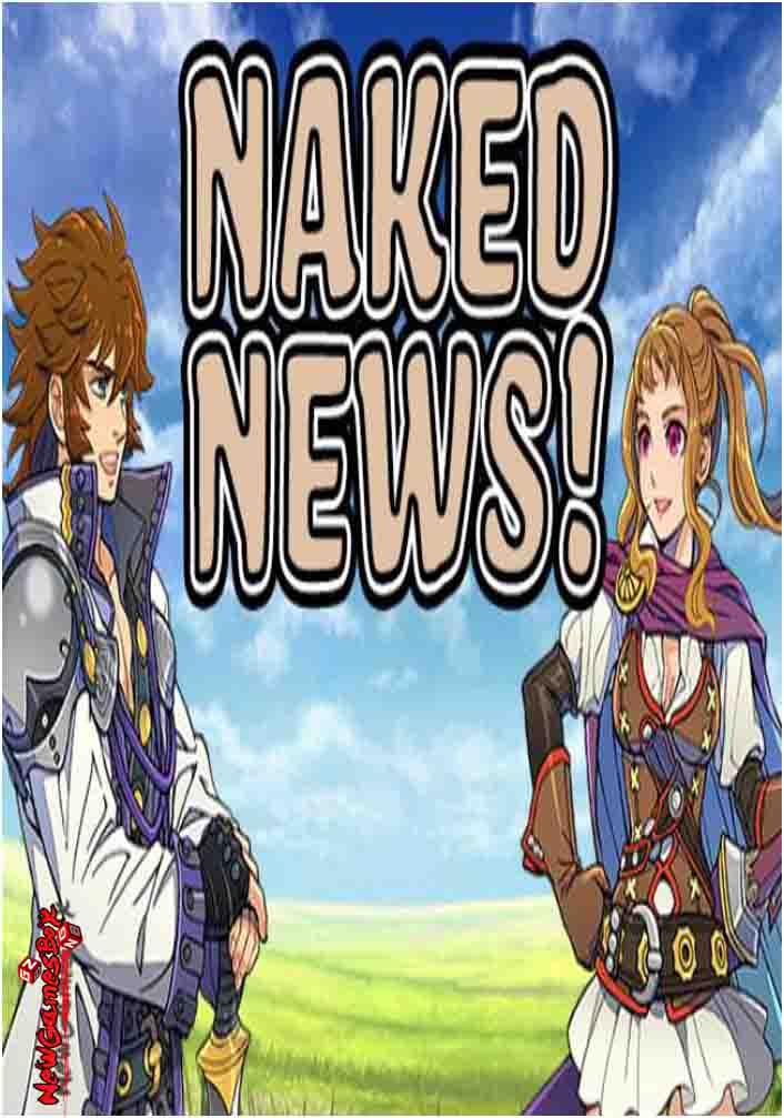 Naked News Free Download Full Version PC Game Setup
