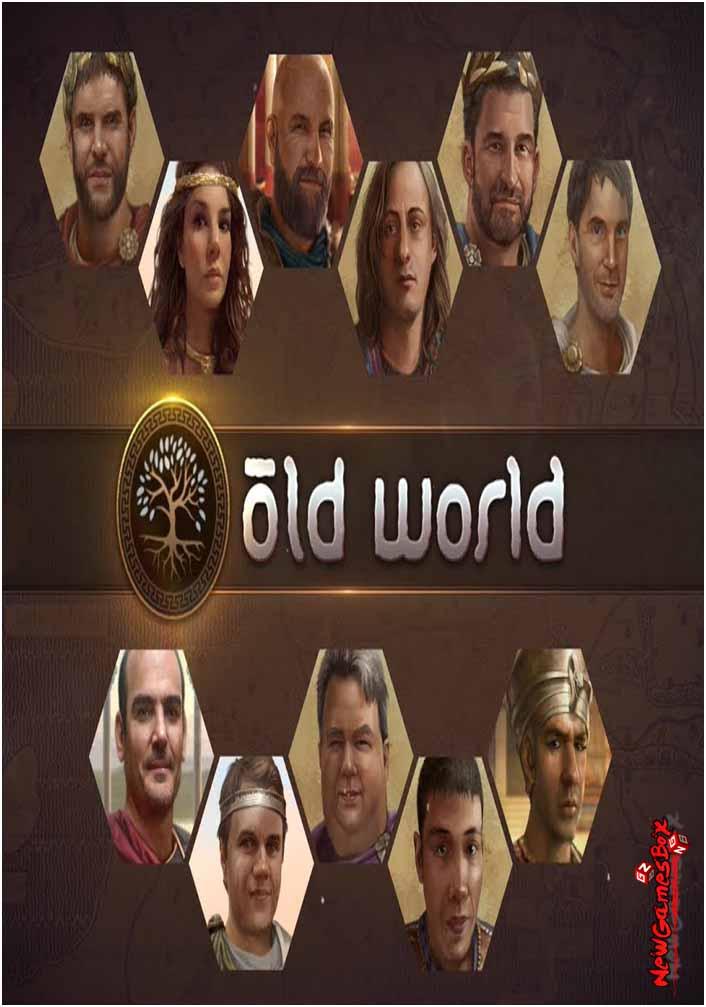 Old World Free Download Full Version PC Game Setup