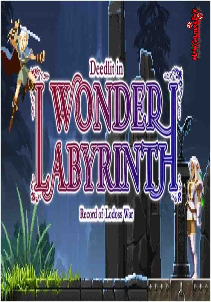 Record Of Lodoss War Deedlit In Wonder Labyrinth Free Download